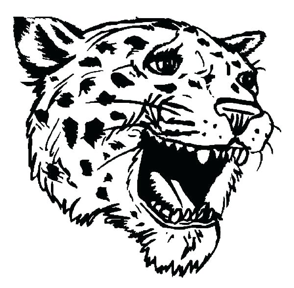 Jacksonville Jaguars Coloring Pages at GetColorings.com