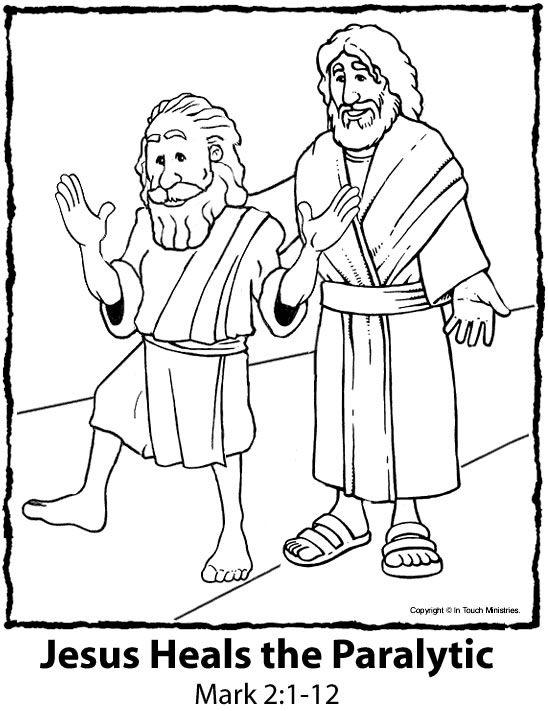 Jesus Knocking At The Door Coloring Pages at GetColorings
