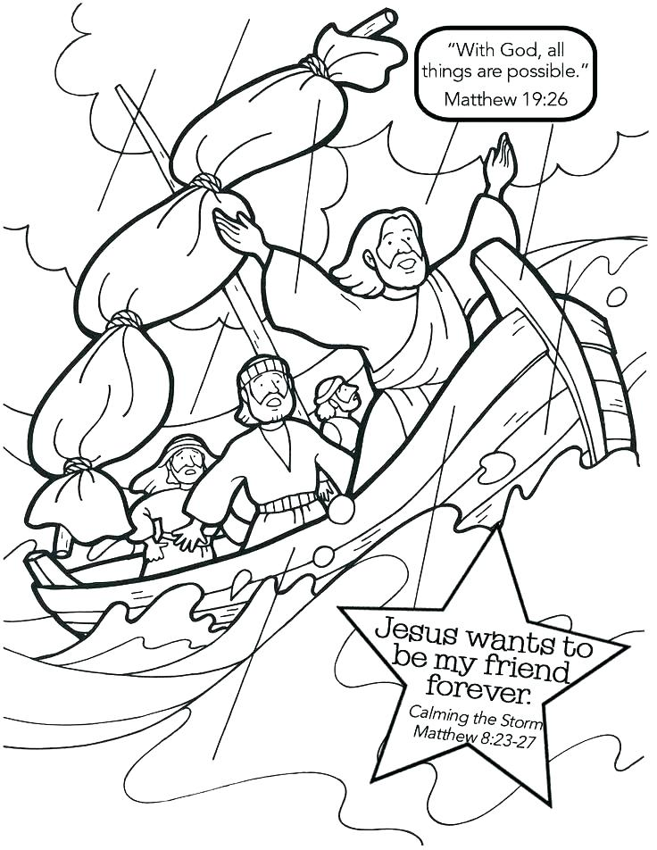 Jesus Heals The Sick Coloring Pages at GetColorings.com