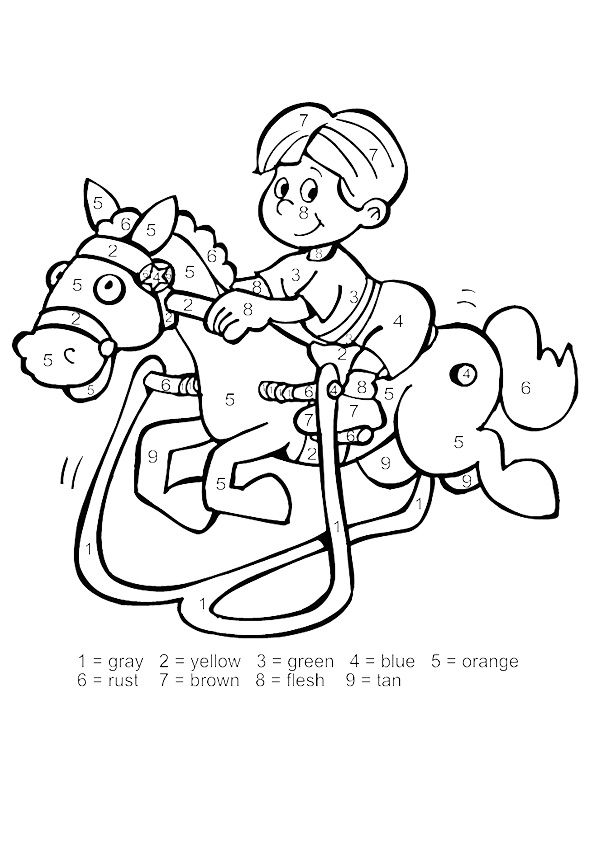 Kentucky Derby Coloring Pages Printables at GetColorings