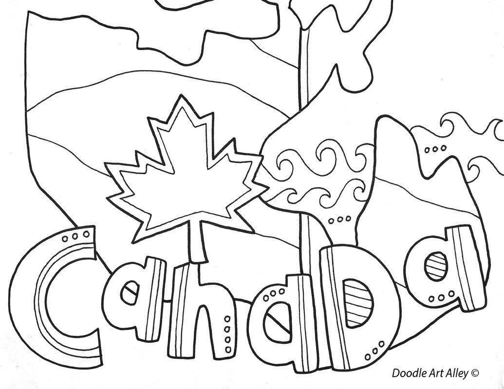 Kenya Flag Coloring Page At Getcolorings