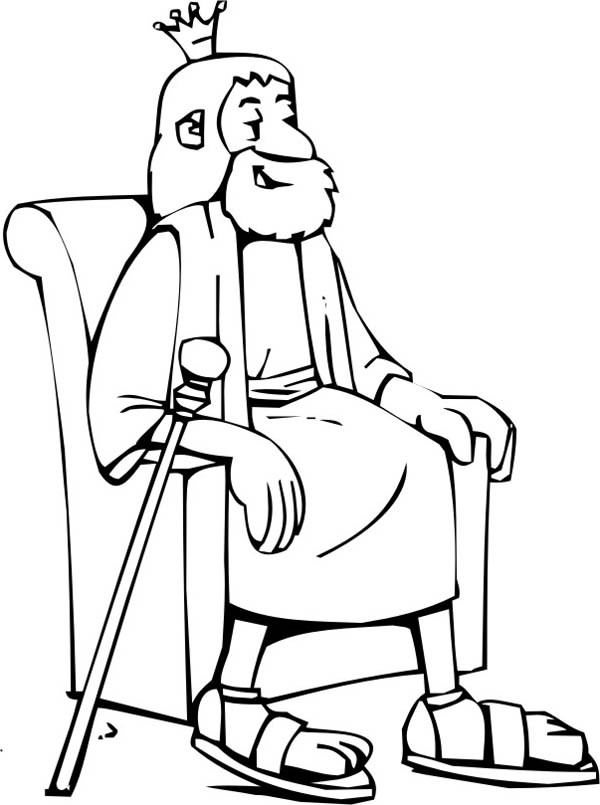 King Nebuchadnezzar Coloring Pages at GetColorings.com