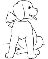 Lab Puppy Coloring Pages at GetColorings.com   Free ...