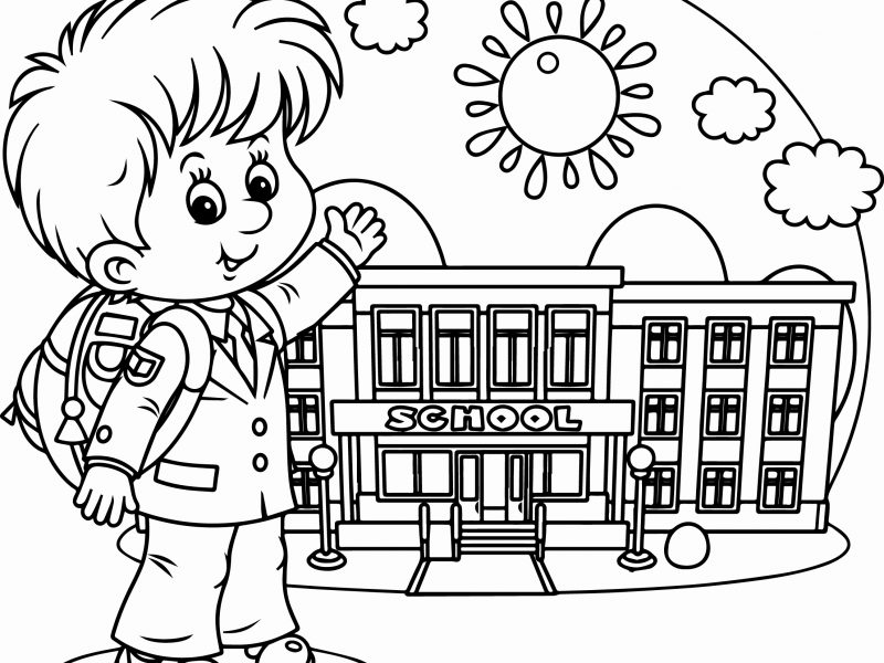 Last Day Of School Coloring Pages at GetColorings.com