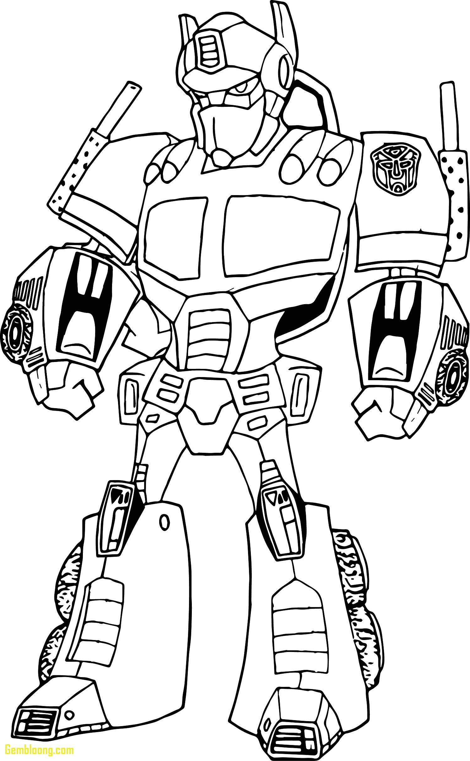 Lego Robot Coloring Pages At Getcolorings