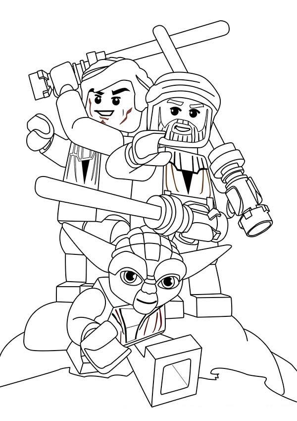 Lego Stormtrooper Coloring Pages at GetColorings.com