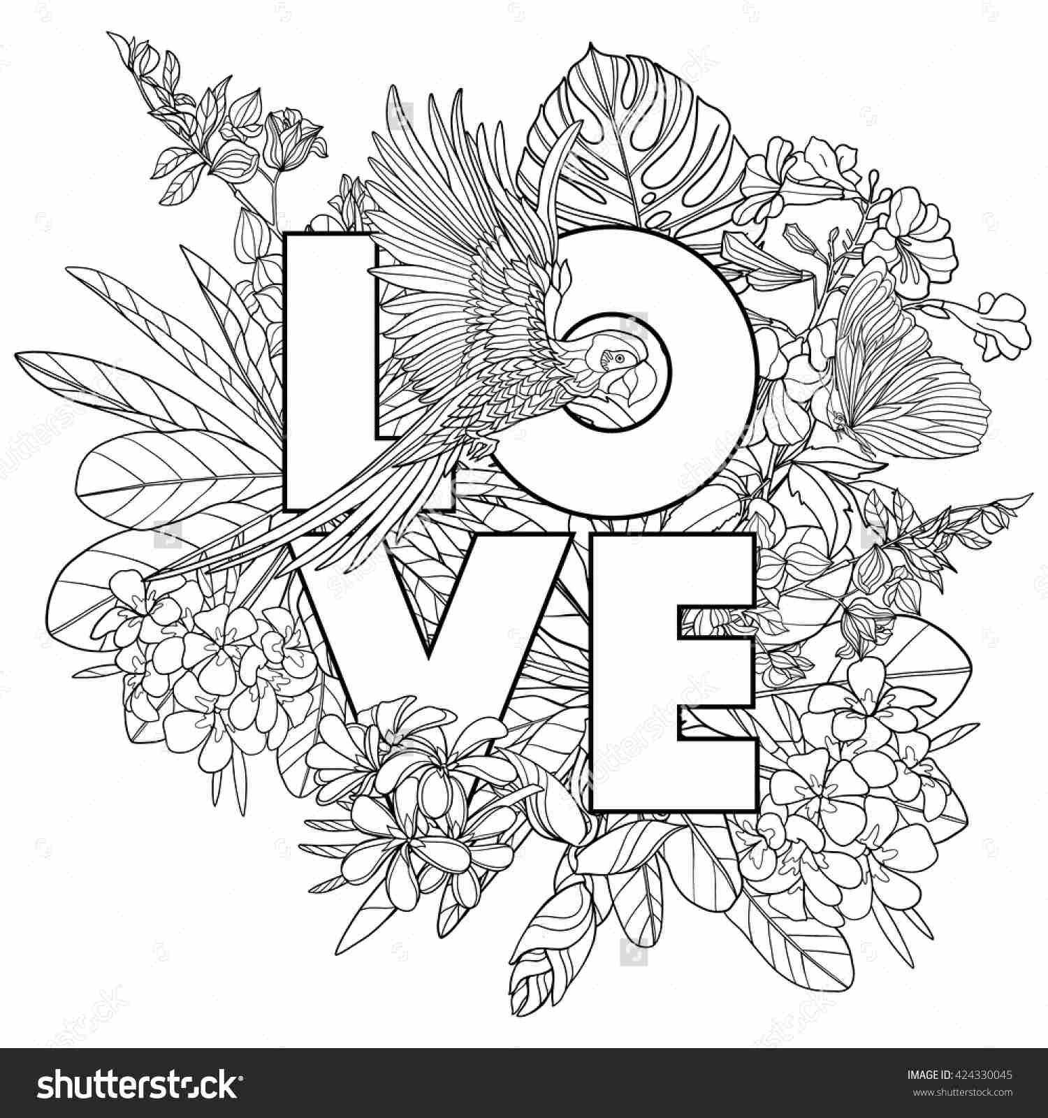 Live Love Laugh Coloring Pages At Getcolorings