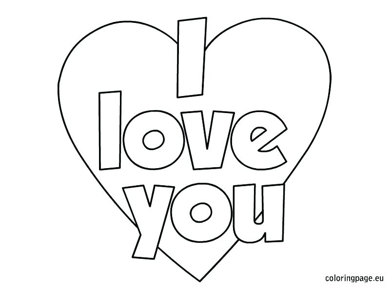 Love you mom coloring pages getcoloringscom free, i love you mommy coloring pages