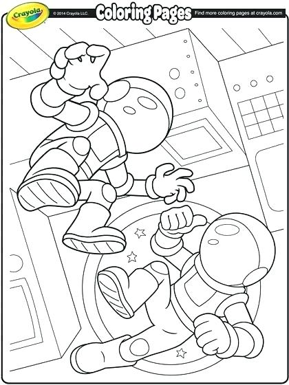 Create Your Own Superhero Template Sketch Coloring Page