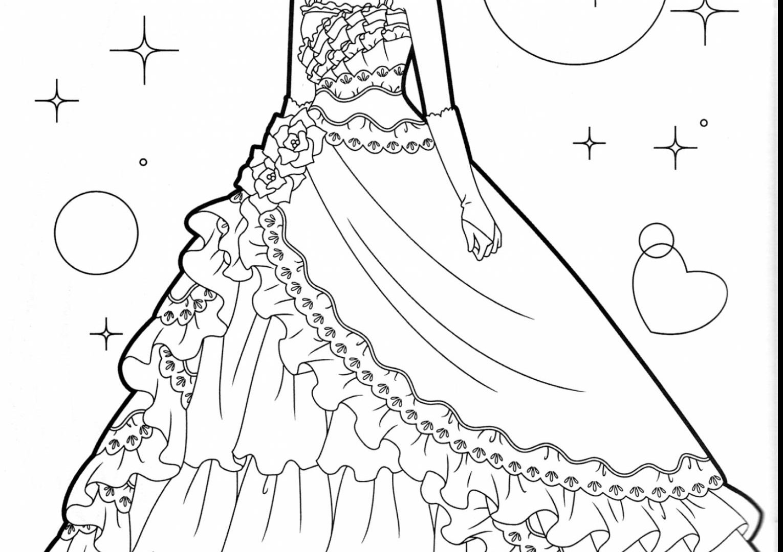 Manga Girl Coloring Pages At Getcolorings