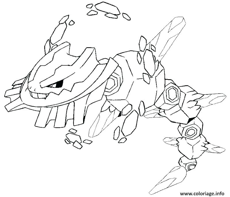 Pokemon Mega Evolution Coloring Pages at GetColorings.com