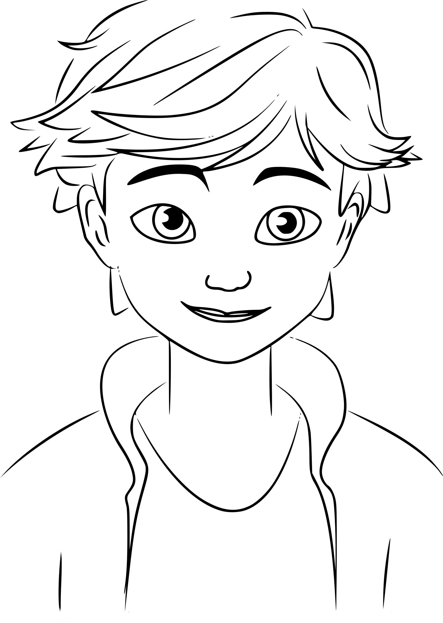 Miraculous Coloring Pages At Getcolorings