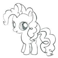 My Little Pony Coloring Pages Pinkie Pie at GetColorings ...