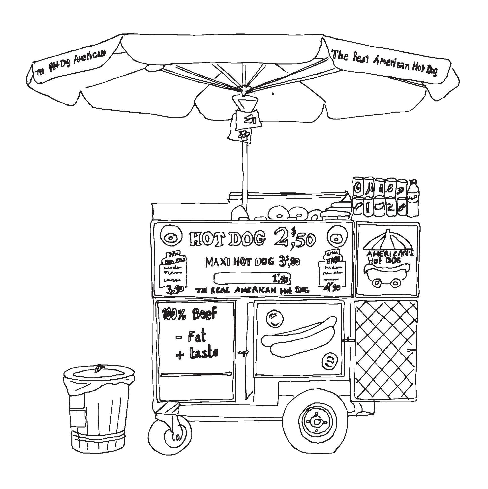 New York City Coloring Pages At Getcolorings