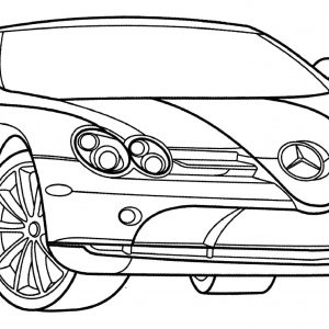 Nissan Skyline Coloring Pages Sketch Coloring Page