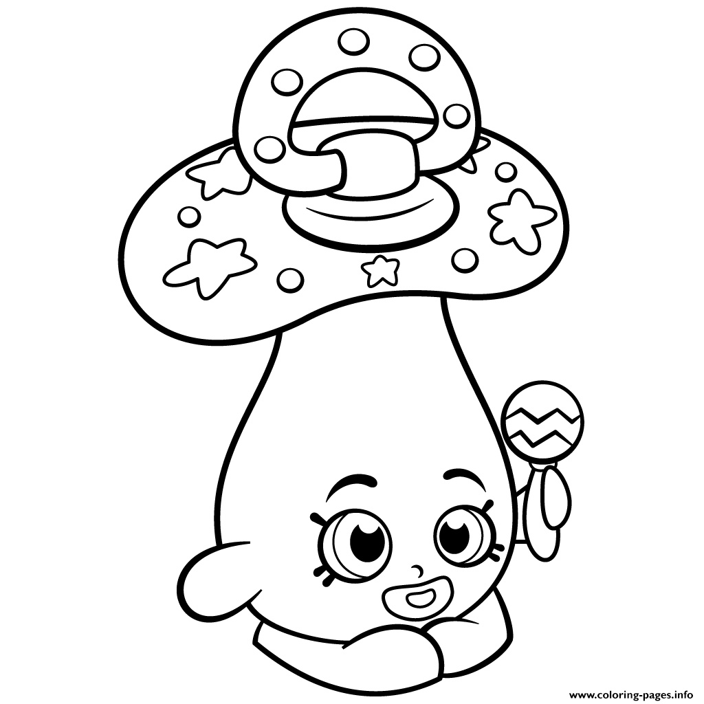 Pacifier Coloring Page At Getcolorings