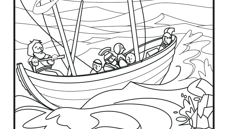 Paul And Silas In Jail Coloring Page at GetColorings.com