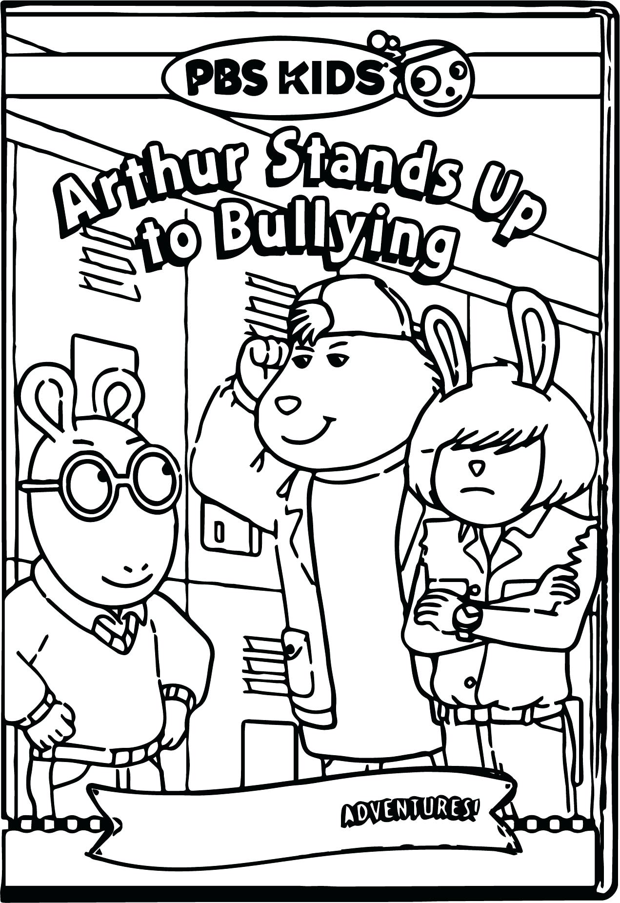 Pbs Kids Coloring Pages At Getcolorings