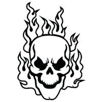 Pirate Skull Coloring Pages at GetColorings.com   Free ...