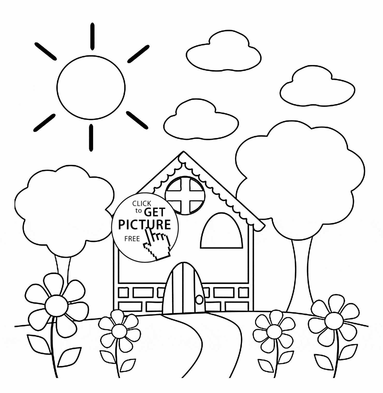Pixel Coloring Pages At Getcolorings