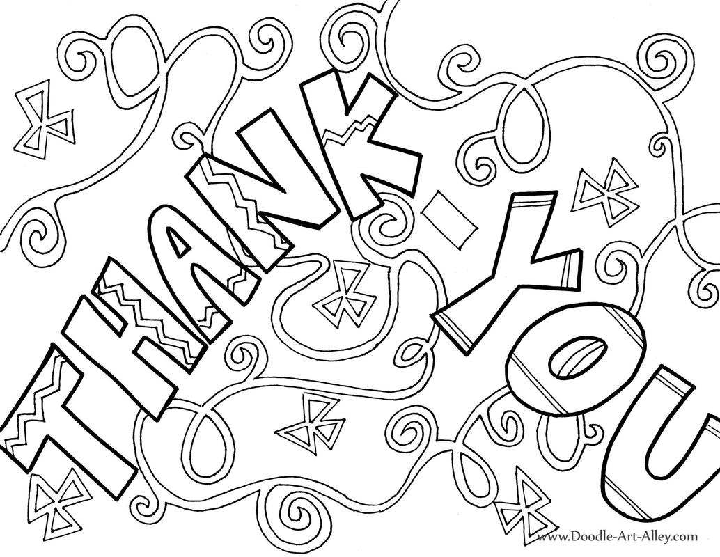 Please And Thank You Coloring Pages at GetColorings.com