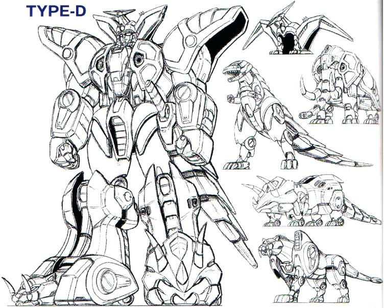 Power Rangers Megazord Coloring Pages at GetColorings.com