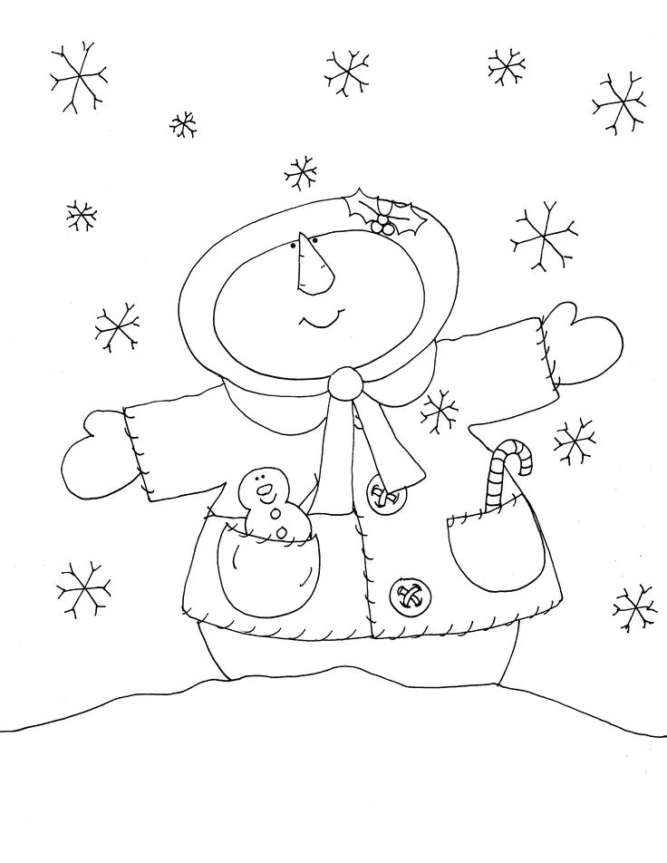 Snowflakes Coloring Pages Free Printable At Getcolorings