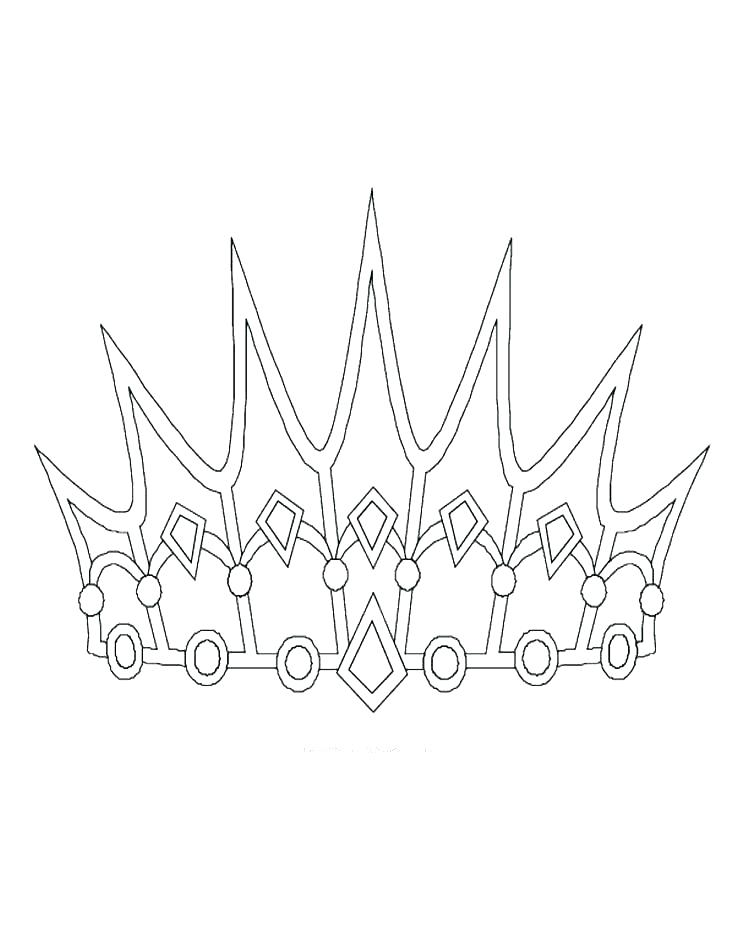 princess tiara coloring pages at getcolorings  free