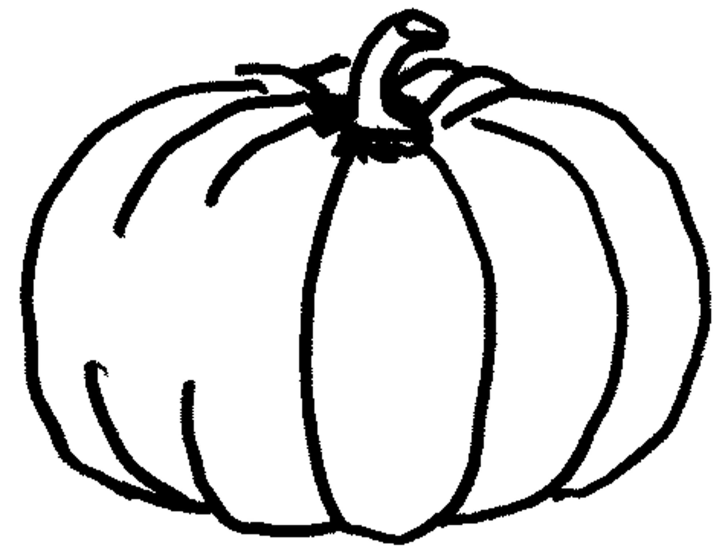 Pumpkin Coloring Pages To Print At Getcolorings