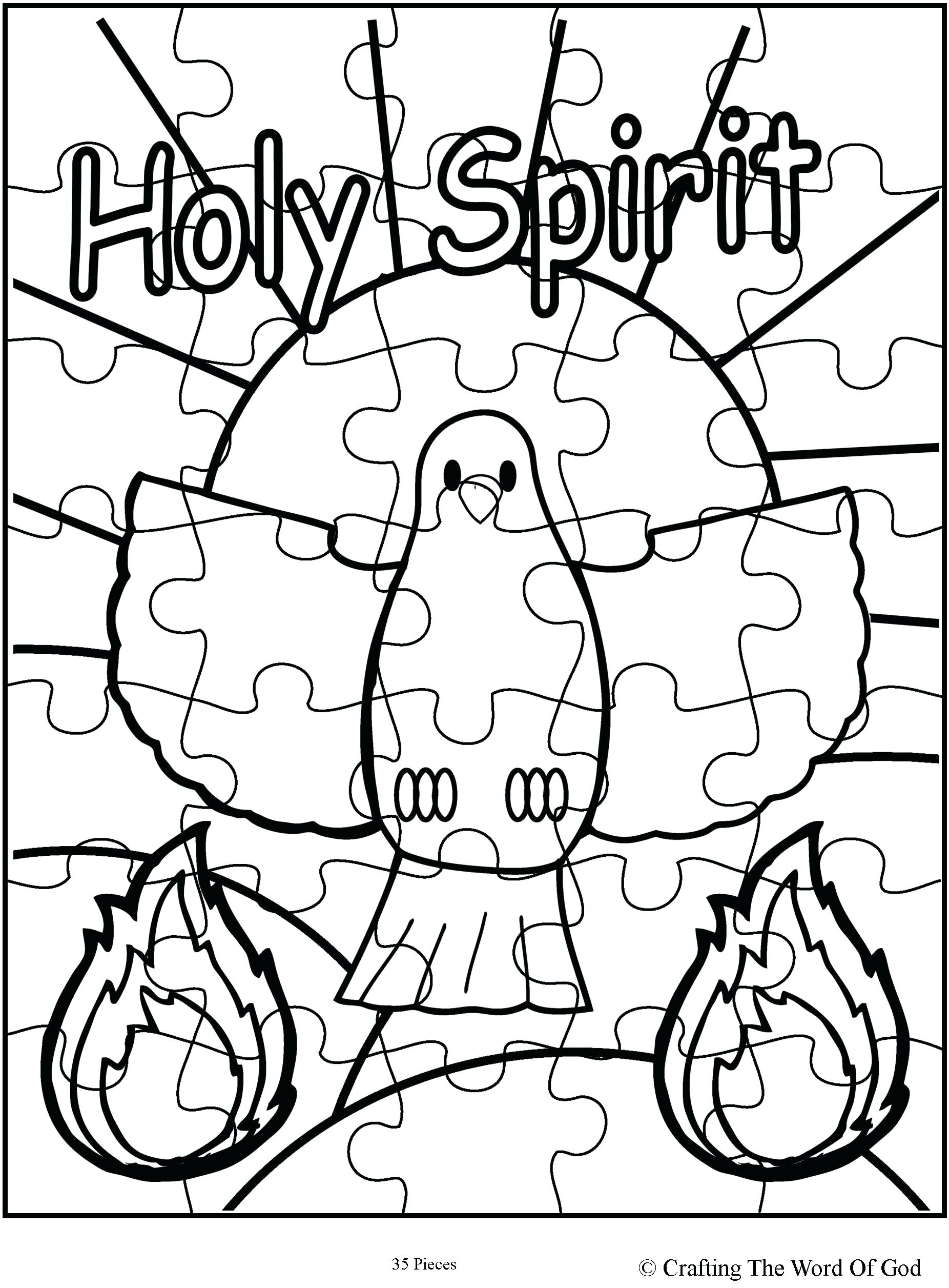 Puzzle Piece Coloring Page At Getcolorings