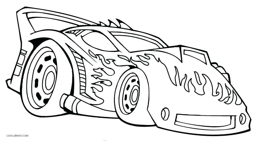 Remote Control Car Coloring Pages at GetColorings.com