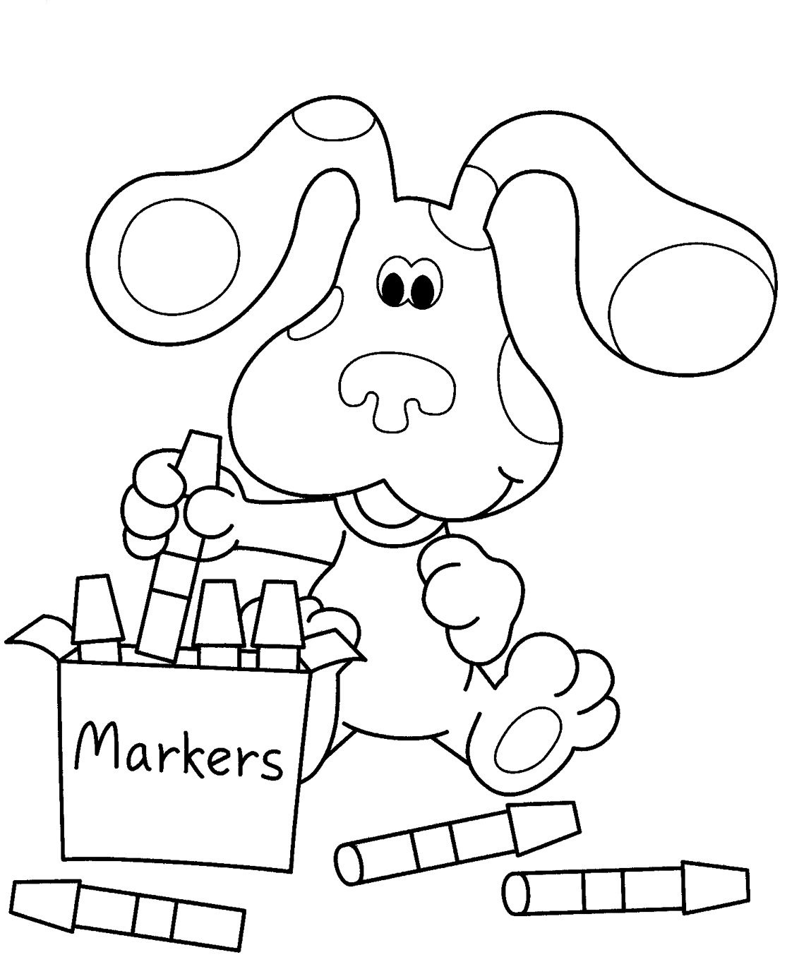 Salt And Pepper Coloring Pages At Getcolorings