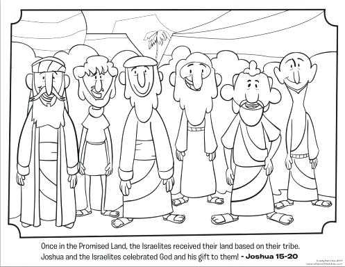Samson Coloring Pages For Preschoolers at GetColorings.com