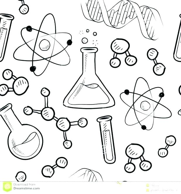 Science Coloring Pages For Middle School at GetColorings