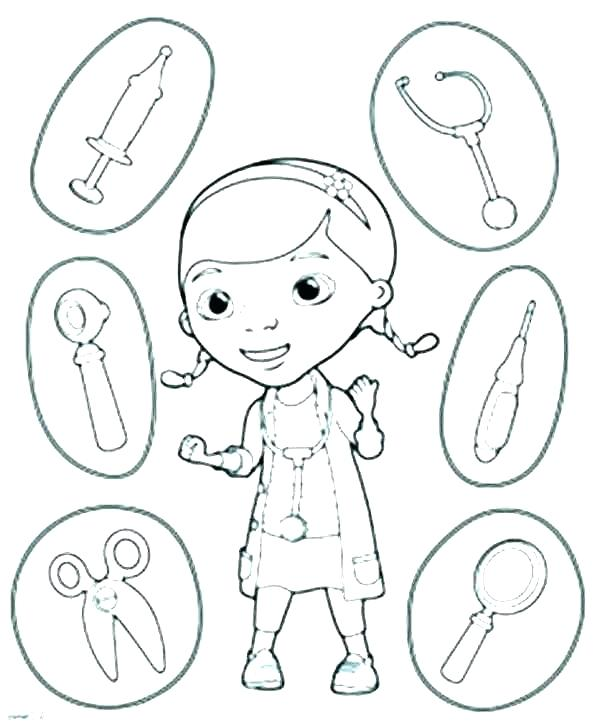 Science Lab Equipment Coloring Pages at GetColorings.com