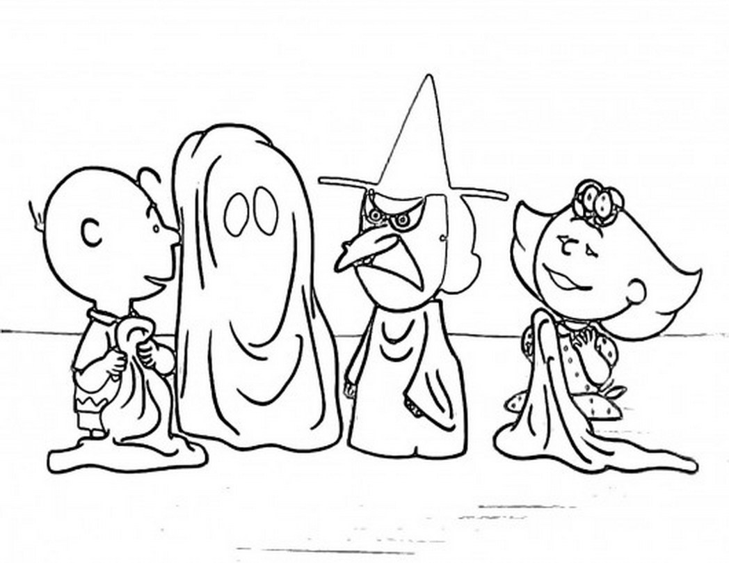 Snoopy Christmas Coloring Pages At Getcolorings