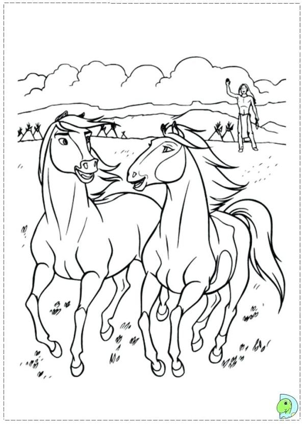 spirit stallion of the cimarron coloring pages # 28