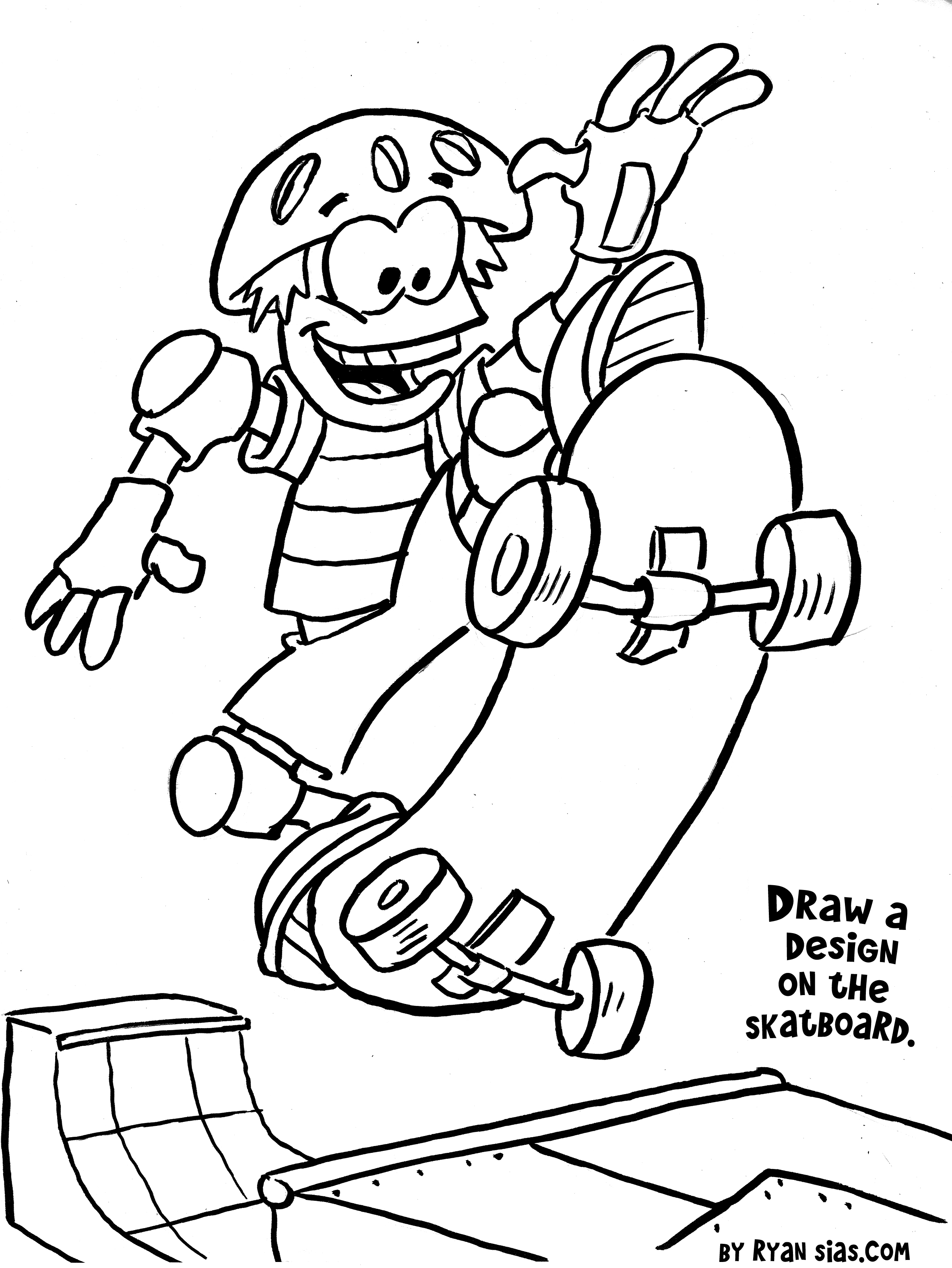 Sports Themed Coloring Pages At Getcolorings