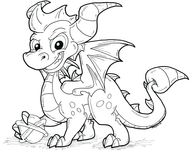 spyro the dragon coloring pages at getcolorings  free