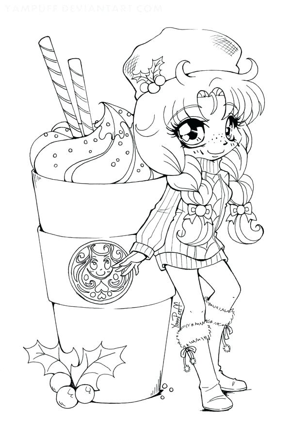 starbucks coloring page at getcolorings  free