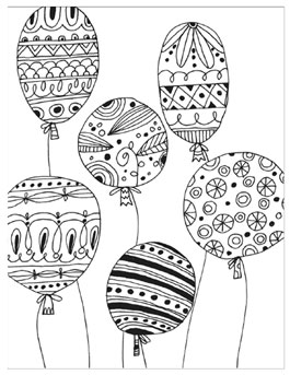 Summer Coloring Pages For Adults at GetColorings.com