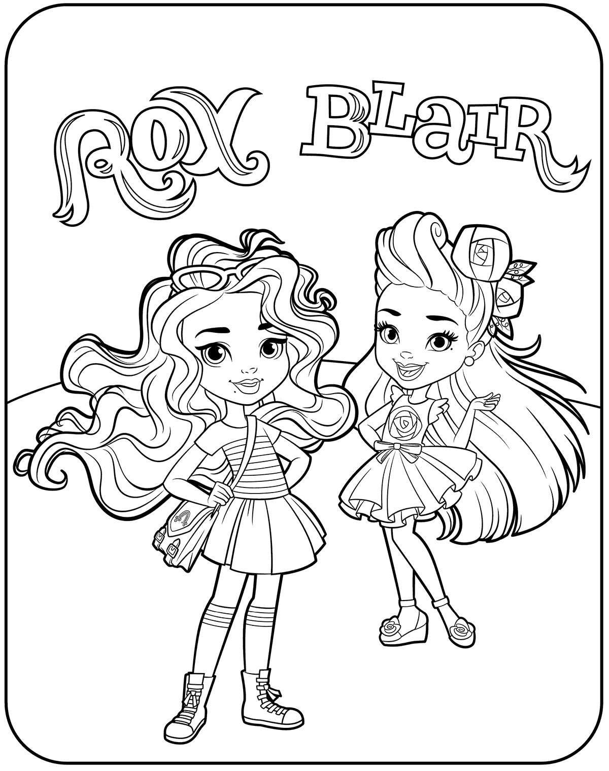 Sunny Day Coloring Pages At Getcolorings