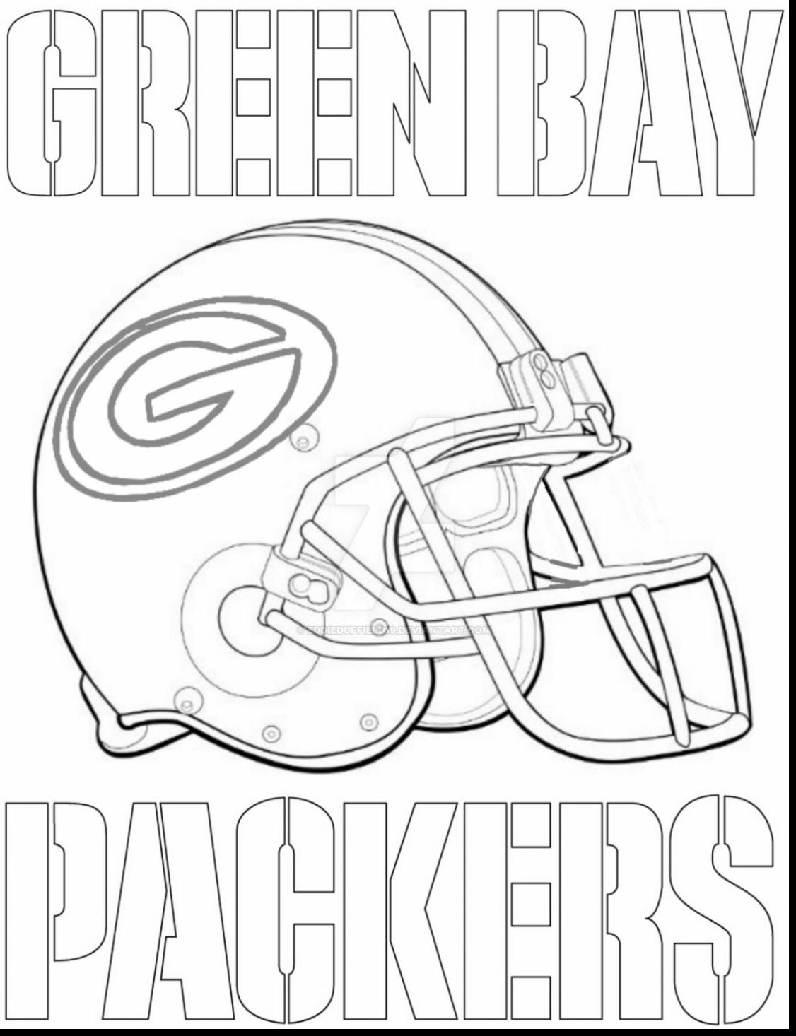 Super Bowl Coloring Pages At Getcolorings