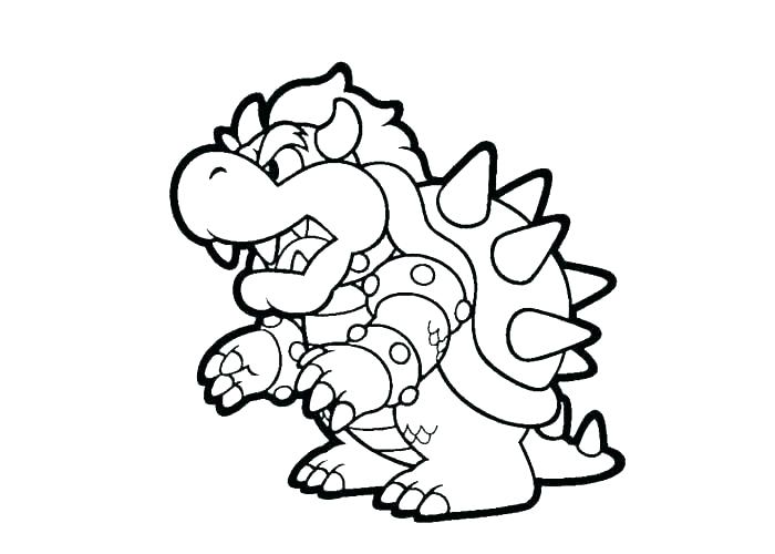 Super Mario 3d World Coloring Pages at GetColorings.com