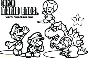 Super Mario 3d World Coloring Pages at GetColorings.com ...