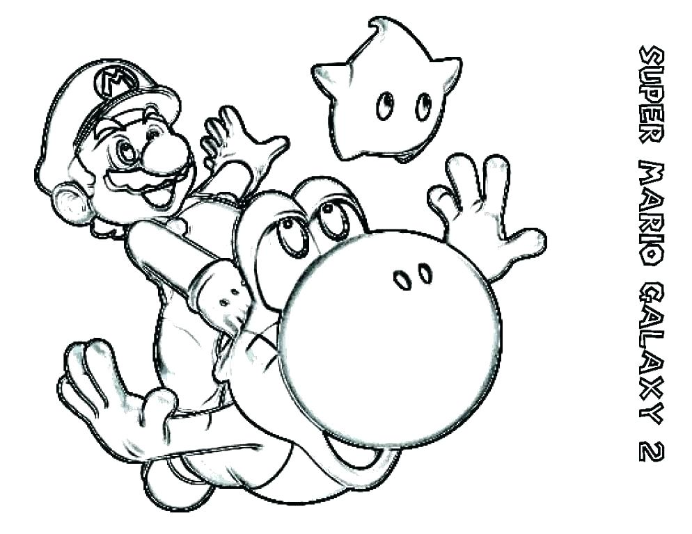 Super Mario Maker Coloring Pages at GetColorings.com