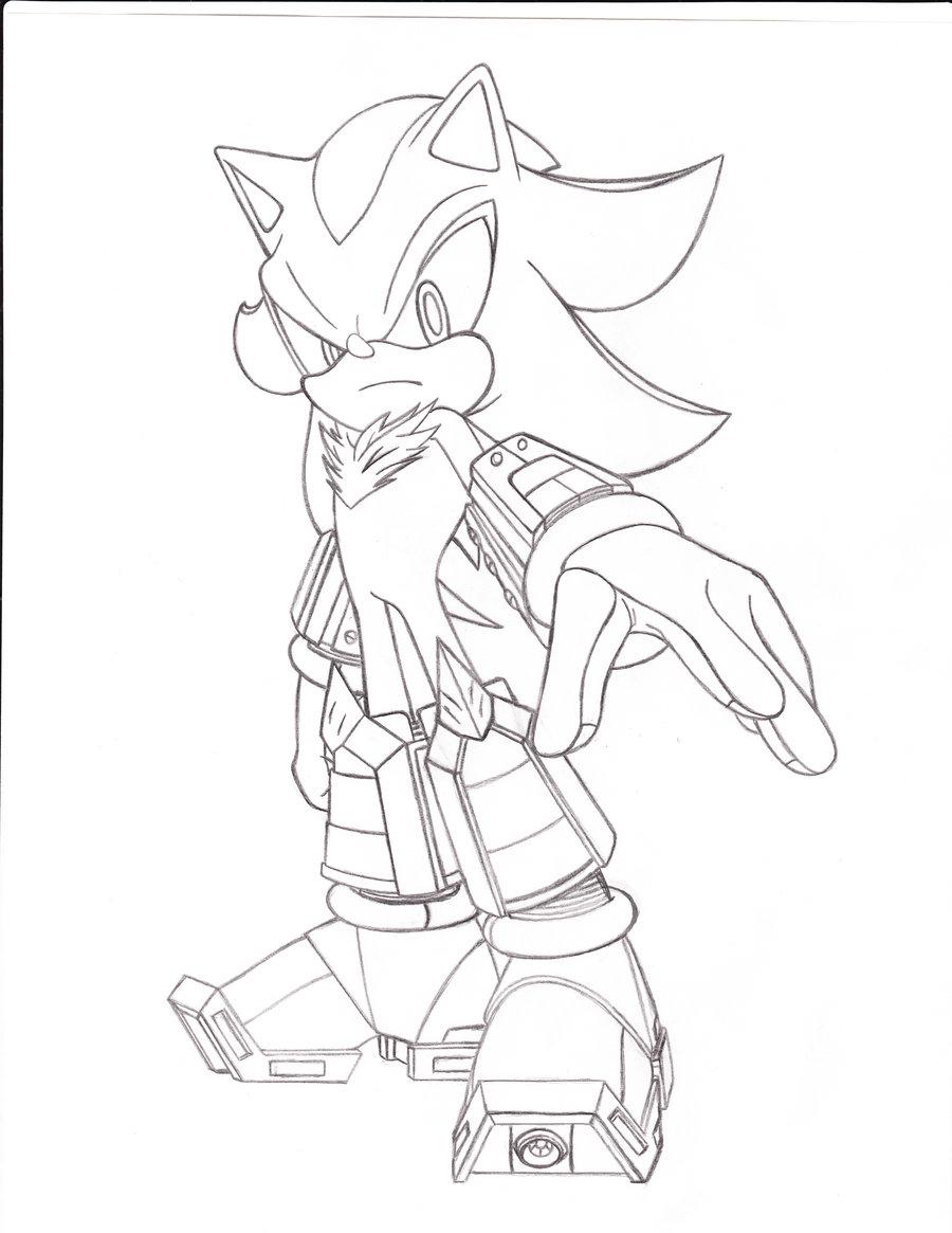 Aqui estão algumas coisas que você talvez não saiba sobre o personagem mais famoso da. Super Shadow The Hedgehog Coloring Pages at GetColorings