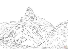 Swiss Coloring Pages at GetColorings.com   Free printable ...