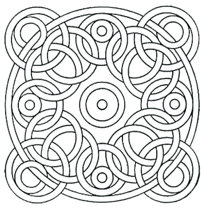Tessellations Coloring Pages Printable at GetColorings.com