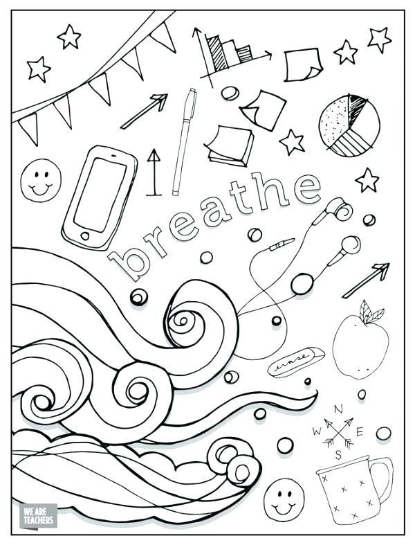Thank You Teacher Coloring Pages at GetColorings.com